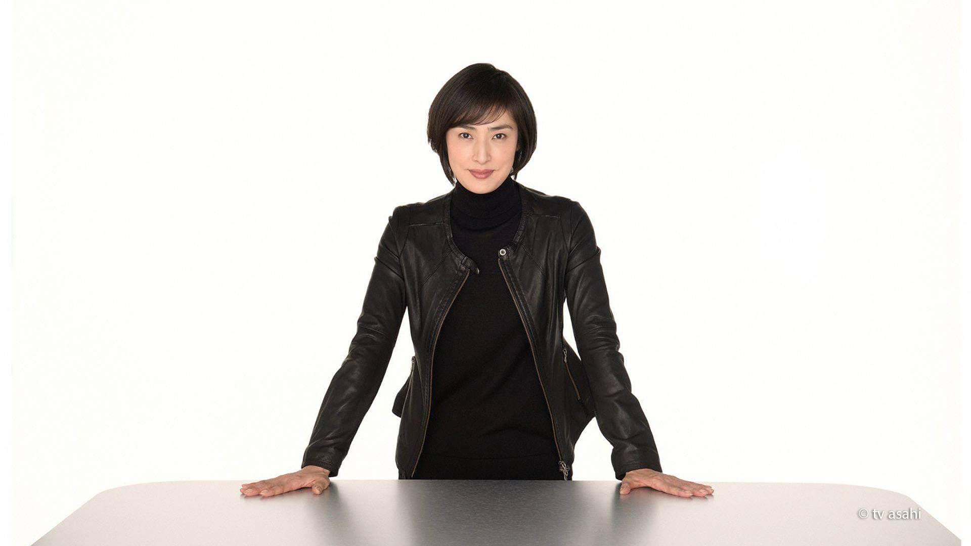 天海祐希主演《女王偵訊室》第2季開播 首集收視率17.9%稱冠