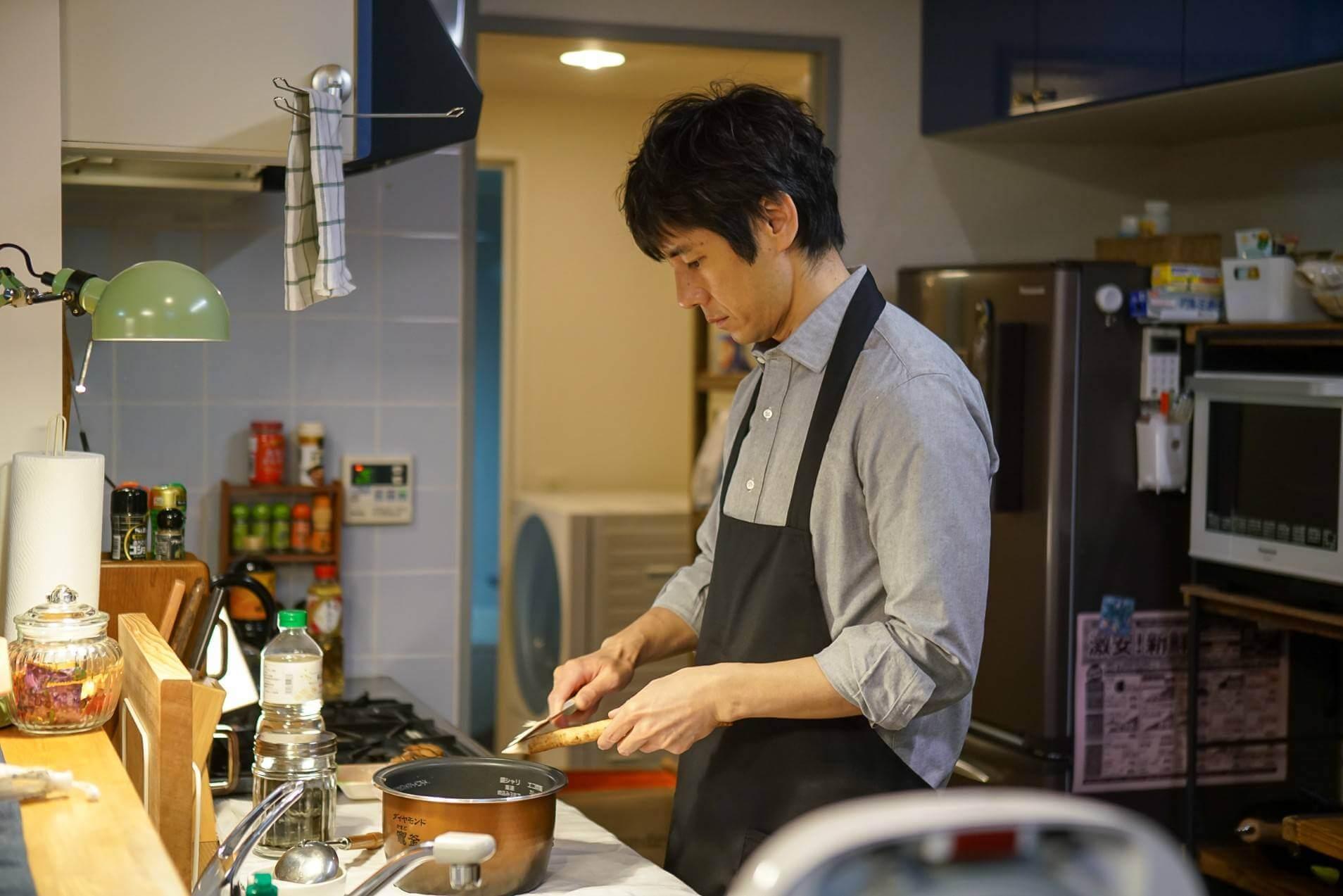 跟著男神做料理! 《昨日的美食》不負責任食譜集合~ 手殘人也有廚藝
