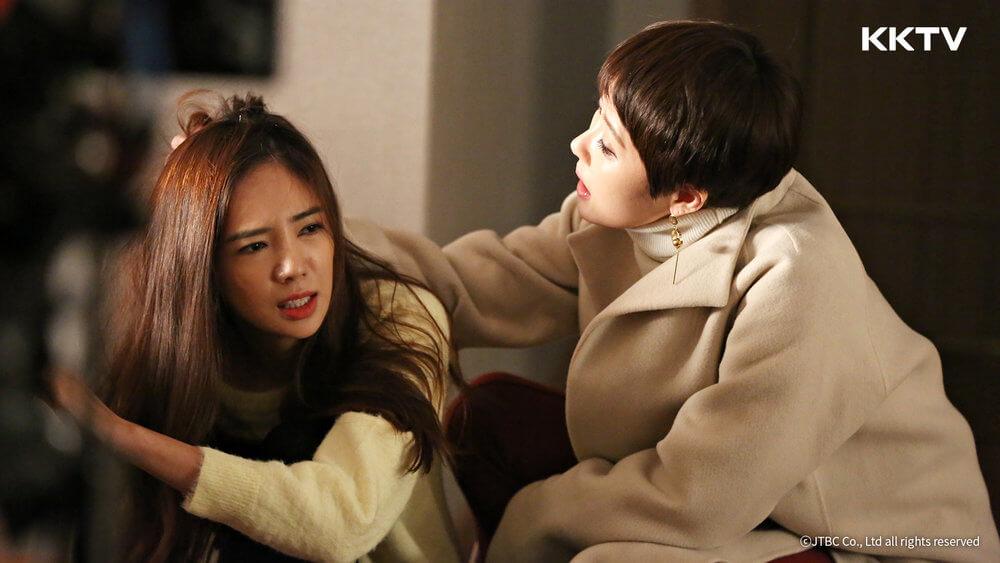 ▲《 有品位的她 》線上看:9/19 18:55 起在 KKTV 強檔韓劇台開播,每天相同時段更新一集!