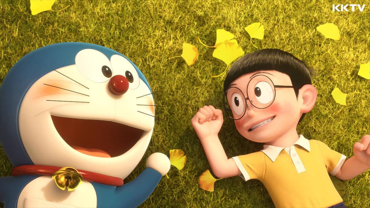 小編最喜歡的《STAND BY ME 哆啦A夢》現在「 日語原音版 」和「 中文配音版 」都有得看囉!