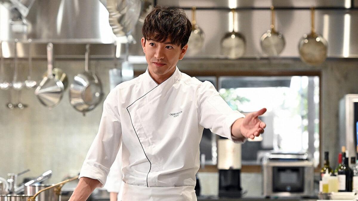 《型男主廚三星夢》打動專業美食圈的極度考究